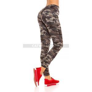 cipzáros leggings kép