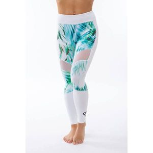 Indi-go Mirage azúr fitness leggings 'S' kép