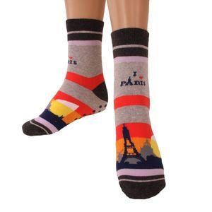 Ciocca 294/2A I love Paris női csúszásgátlós zokni kép