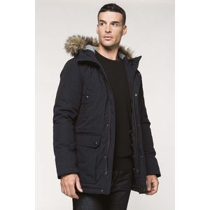 Kariban K621 férfi téli parka kabát kép