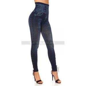farmer hatású leggings kép