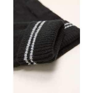 Mango guantes rayas punto kép