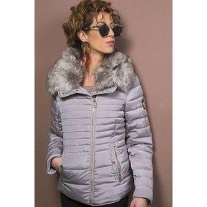 AMNESIA Szőrmés kabát kép