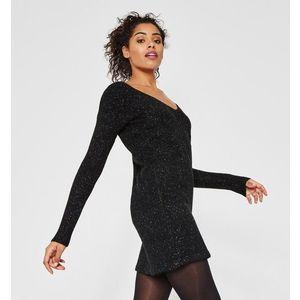 Promod irizáló pulóver ruha kép