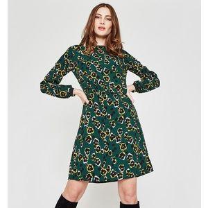 Promod nyomott mintás ruha kép