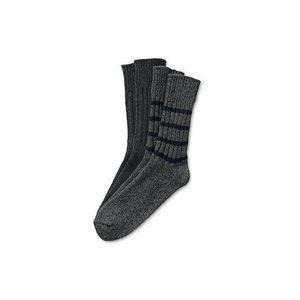 Tchibo 2 férfi kötött zokni szettben kép