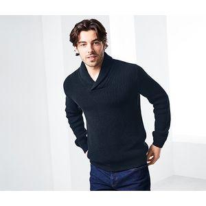 férfi kötött pulóver kép