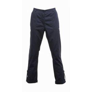Regatta Női fekete softshell nadrág 38
