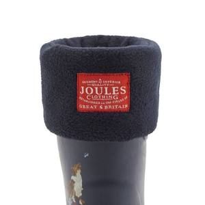 Joules navy-kék csizmazokni rövidszárú csizmához kép