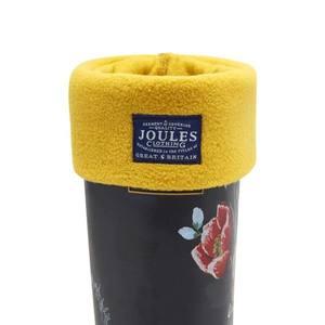 Joules Welton sárga színű csizmazokni hosszúszárú csizmához kép