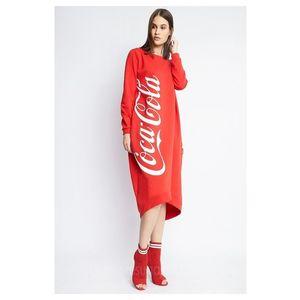 Sugarbird Oversmall Coca-cola ruha - SUGARBIRD RUHÁK kép
