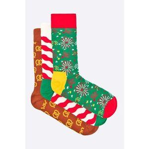 Happy Socks - Zokni (3 darab) kép