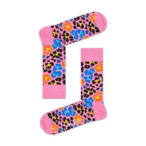 Happy Socks - Zokni Leopard kép