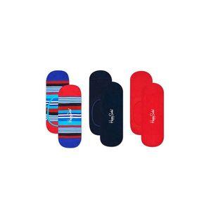 Happy Socks - Zokni Multi Stripe (3-pak) kép