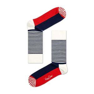 Happy Socks - Zokni Stripe Half kép