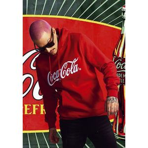 Mr. Tee Coca Cola Classic Hoody red kép