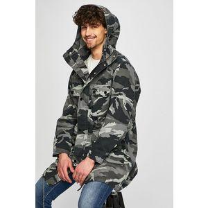 Armani Exchange - Kapucnis kabát kép