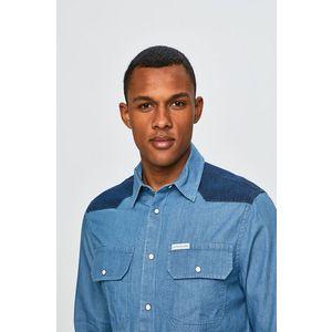 87f6dbcf05 Calvin Klein Jeans - Ing. 26 990 Ft. Ing kollekció Calvin Klein Jeans.  farmer készült modell. Klasszikus gallérral rendelkezik.