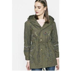 Desigual - Kapucnis kabát kép
