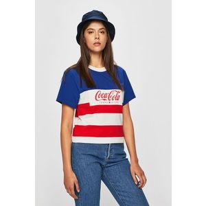 Tommy Jeans - Top x Coca-Cola kép