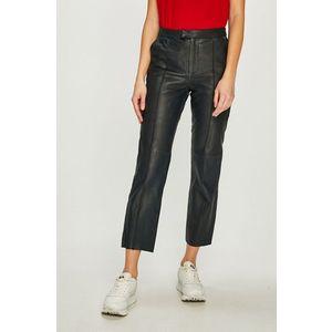 Pepe Jeans - Bőr nadrág Lia kép