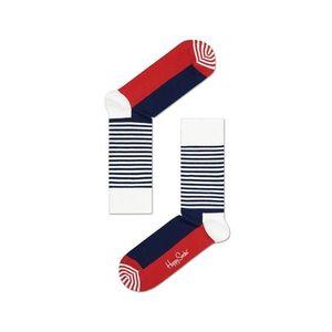 Happy Socks - Zoknik Half Stripe kép