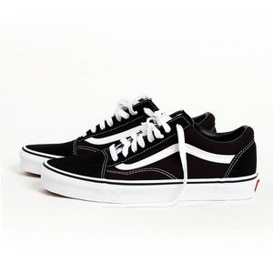 VANS UA OLD SKOOL BlackWhite (35 db) Divatod.hu