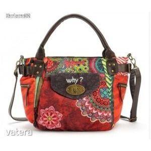 Új, szépséghibás Desigual Mcbee Seduccio női táska akár 1 Ft-ért kép