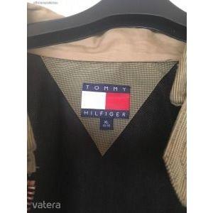 Eredeti Tommy Hilfiger khaki átmeneti kabát 1 ft kép