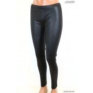 Bőrhatású leggings -L/XL - új!-címkés-12 kép