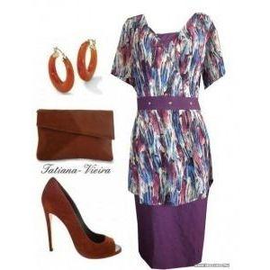 58-as_ÚJ!!__Dekoratív Marisota ruha! !! kép