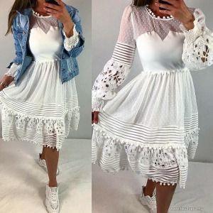 Impress fehér ruha m l kép