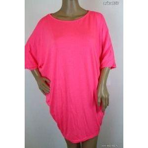 Denevérujjas pink tunika (olasz) új!címkés-7 kép