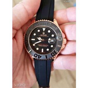 Rolex Yacht Master új óra karóra replika Készleten UTÁNVÉTELLEL IS kép