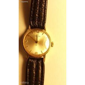 DOXA női 14 K arany karóra kép