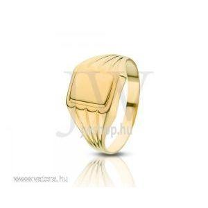 Arany férfi pecsétgyűrű - 27 kép