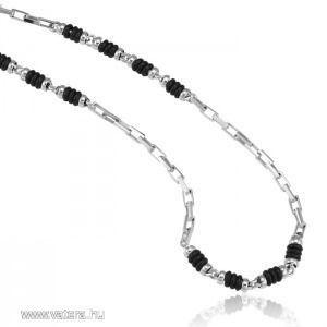 férfi ezüst nyaklánc kép