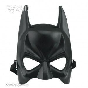 1Ft Batman Denevér Szuperhős Jelmez maszk álarc kép