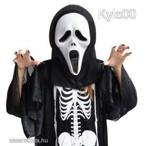 1Ft Sikoly Scarie Movie Jelmez arc maszk álarc kép