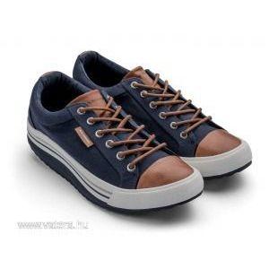 WALKMAXX Comfort szabadidőcipő - sötétkék kép