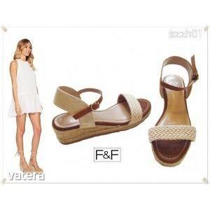 platform telitalpú cipő kép