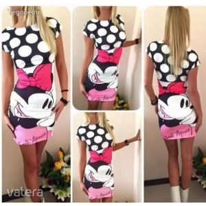 Minnie mouse női ruha kép