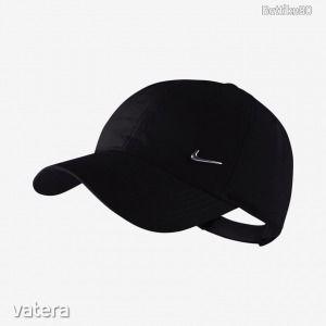 Új, címkés Nike Heritage86 fekete baseball sapka - 3990Ft helyett kép