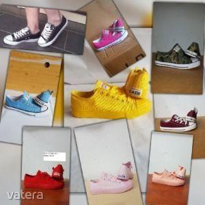 Converse (replika)rövid szárú nagyon sok színben, méretben!!!!! 4190Ft kép