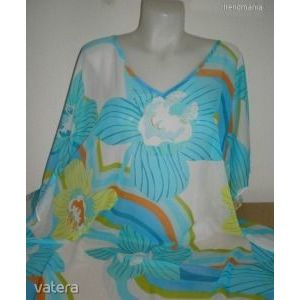 Avon virágos strandruha, tunika kép