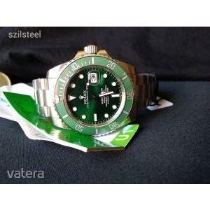 AAA+++ Rolex Submariner Ceramic Automata High End Asia 2813 21J repl.óra - ÚJ!! Készleten kép