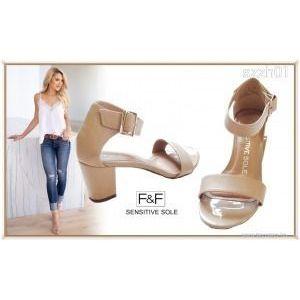 F&F női cipő kép