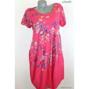 Szépséges virágos ruha (olasz) új!címkés kép