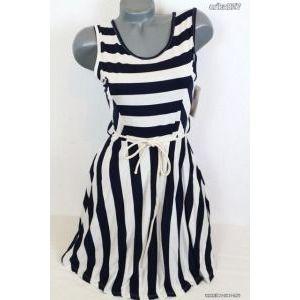 Csíkos ruha (olasz)új!címkés kép