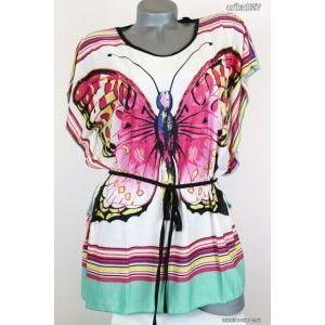 Pillangós tunika M/L új!címkés -C- kép